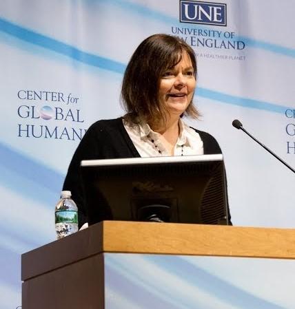 Susan Silberberg speaking